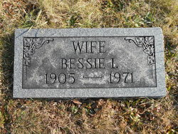 Bessie I <i>Miller</i> Altemose