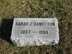 Sarah J. <i>Laughridge</i> Danielson