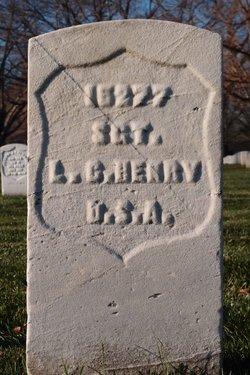 Lewis C Henry