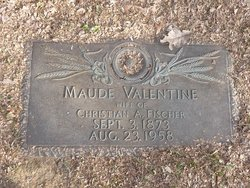 Maude Agatha <i>Valentine</i> Fischer