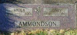 Sidney Ammondson
