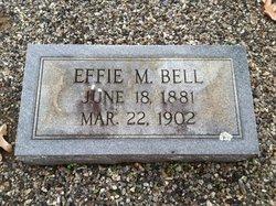 Effie Sarah <i>Majors</i> Bell