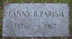 Fanny <i>Bell</i> Parish