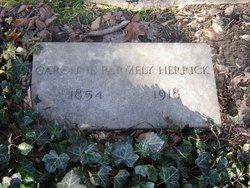 Caroline Marina Kitty <i>Parmely</i> Herrick