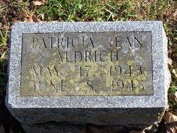 Patricia Jean Aldrich