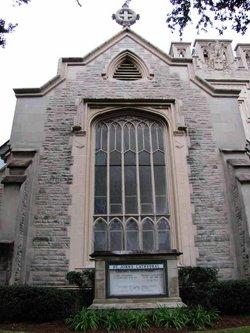 Saint Johns Cathedral Bishops Garden Cinerarium
