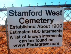 Stamford West Cemetery