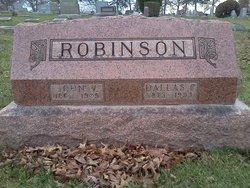 Dallas Gertrude <i>Fenstermaker</i> Robinson