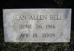 Jean Fulkerson <i>Allen</i> Bell