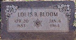 Louis B Bloom