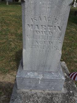 Isaac D Martin