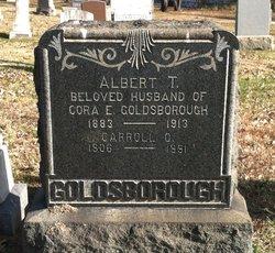 Albert T. Goldsborough