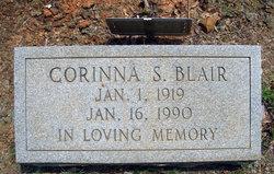 Corinna Elizabeth <i>Slaughter</i> Blair