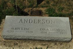 Albin E Pal Anderson