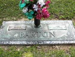 Carrie <i>Morgan</i> Barton