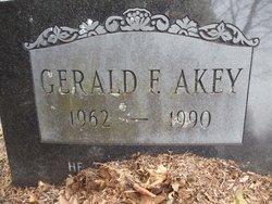 Gerald Fred Akey