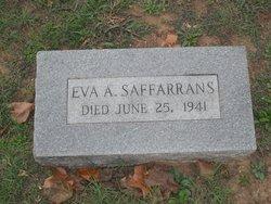 Eva Alice Saffarrans