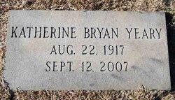 Katherine Bryan Yeary