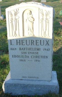 Marie Edouilda <i>Chretien</i> L'Heureux
