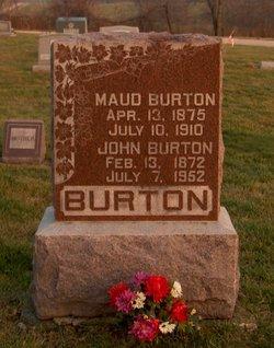 Maud <i>Jinkins</i> Burton