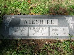 John Aleshire, Sr