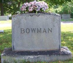 Mary Lela <i>Cloninger</i> Bowman