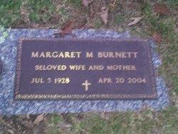 Margaret Marie <i>Rose</i> Burnett