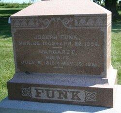 Margaret <i>Wigfall</i> Funk