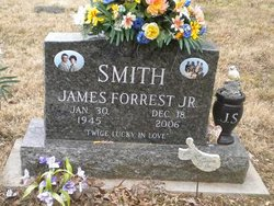 James Forrest Smith, Jr