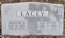 William David Lacey