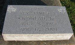 Rev James Allen Padre Kinkead, Jr