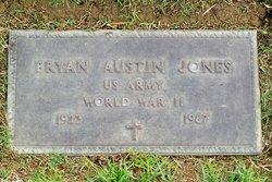 Bryan Austin Jones, Sr