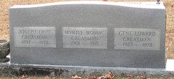 Myrtle <i>Womac</i> Creasman