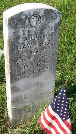 Harry C. Gawhega
