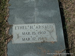 Ethel Mae <i>Hill</i> Arnaud