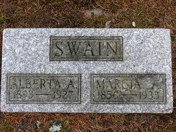 Marcia A Swain