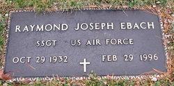 Raymond Joseph Ebach