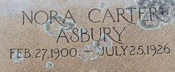 Nora <i>Carter</i> Asbury