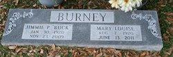 Jimmie Paul Buck Burney