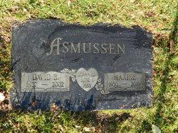 Mary Maxine <i>Hart</i> Asmussen
