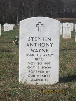 Stephen Anthony Wayne