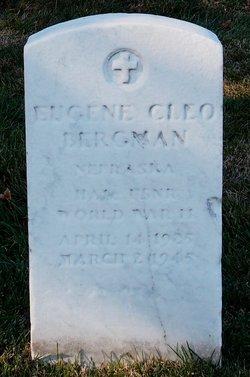 Eugene Cleo Bergman
