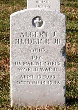 Albert J Heidrich, Jr.