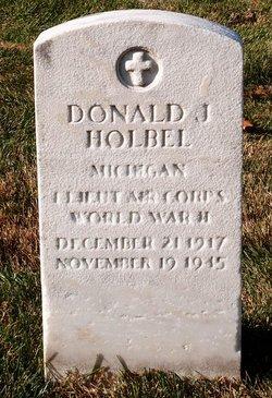 Donald J Holbel