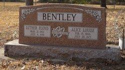 Alice Louise <i>Lawrence</i> Bentley
