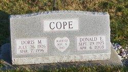Donald Eugene Cope