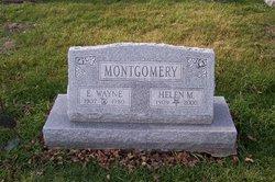 Helen M. <i>Van Orman</i> Montgomery