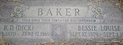 Richard Daniel Baker