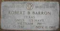 Robert Bruce Barron