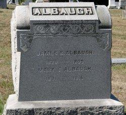 James Burton Burton Albaugh